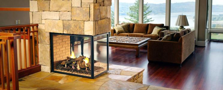 Четыре важных характеристики стекол для каминов