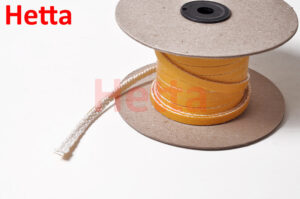 шнур термостойкий, термошнур для стекла, шнур огнеупорный, жароміцний шнур