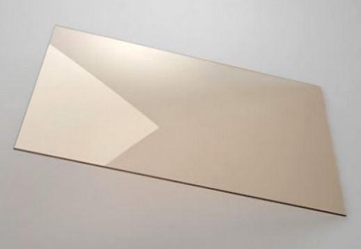 Стекло для камина, Жаропрочная стеклокерамика для каминов